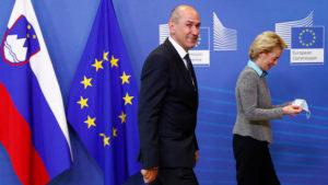 Словения представила планы своего председательства в ЕС